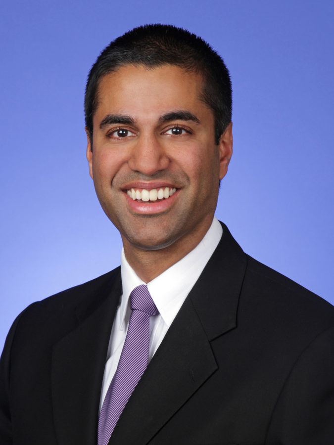 Ajit+Pai%2C+Chairman+of+the+FCC