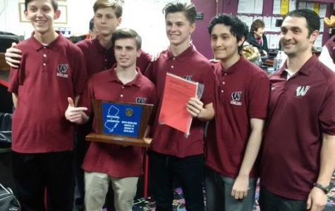 Boys Bowling Looks to Repeat as State Sectional Champions
