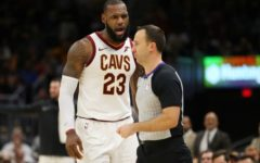 LeBron Gets Ejected for the First Time