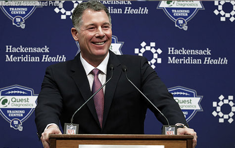 New York Giants Hire Pat Shurmur As Head Coach