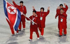 North and South Korea To Compete Under United Flag at Olympics