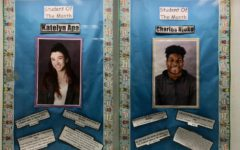 New Students of the Month Revealed