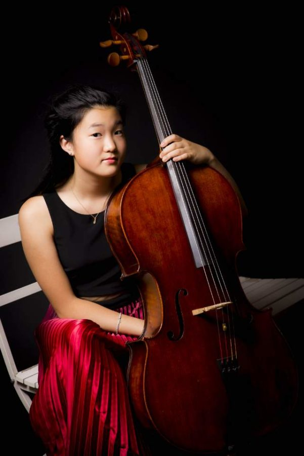 Christina Jung Accepted Into North Jersey Regional Orchestra