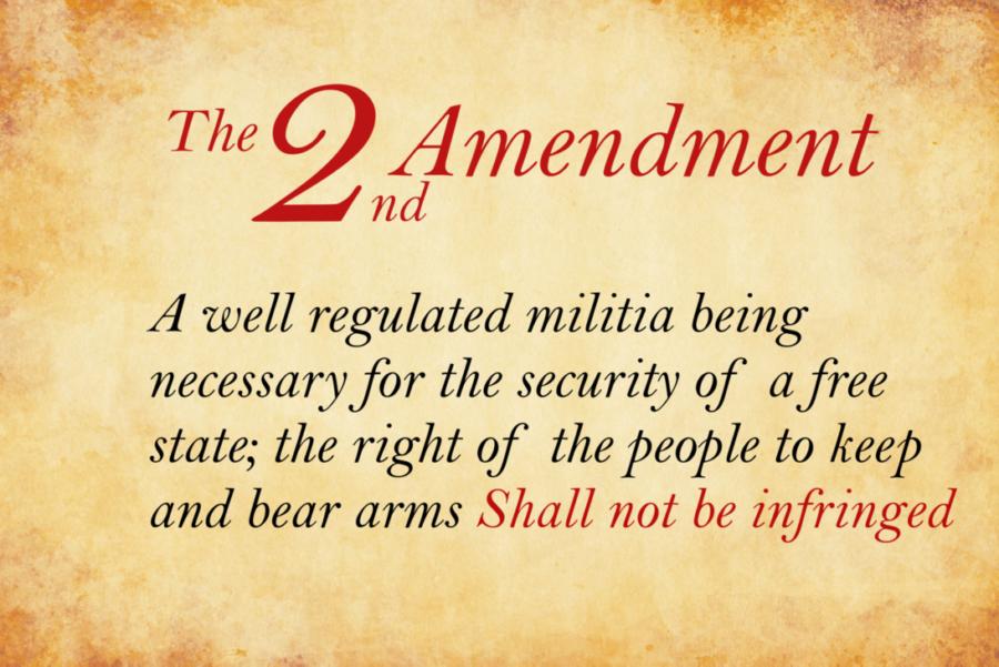 Leave My 2nd Amendment Rights Alone – The Patriot Press
