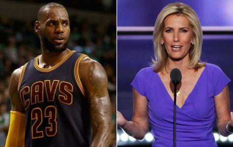"Laura Ingraham to LeBron James: ""Shut Up and Dribble"""