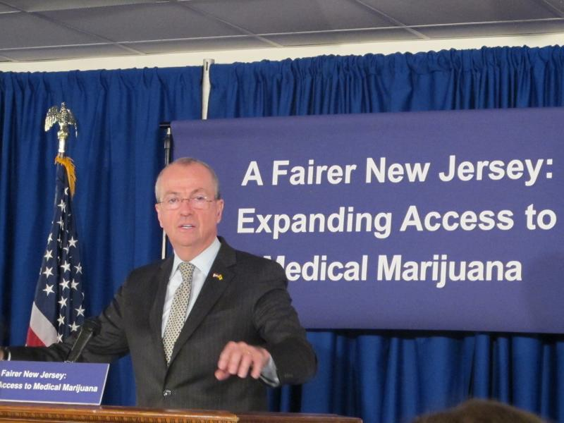 Murphy's Plan To Legalize Use Of Marijuana in NJ