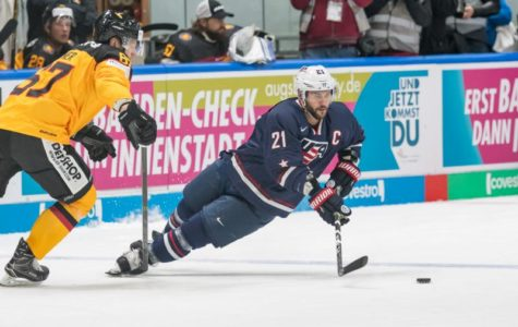 U.S. Olympic Hockey Eliminated