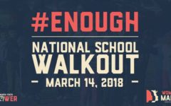 "WHHS Students Plan to Take Action in ""ENOUGH: National School Walkout"""