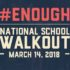 """WHHS Students Plan to Take Action in """"ENOUGH: National School Walkout"""""""