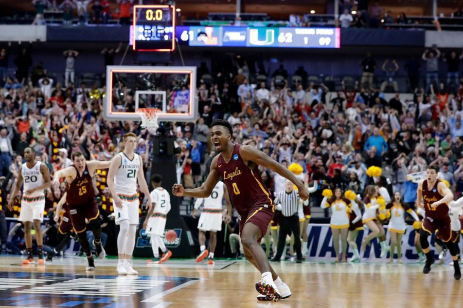 Loyola-Chicago has been the darling cinderella team in the big dance this year.