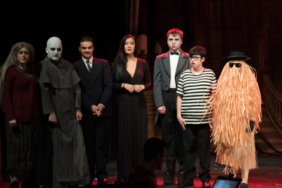 The Addams Family Turnout