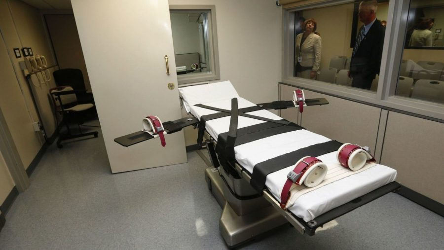 Alabama Approves Nitrogen Gas Death Penalty