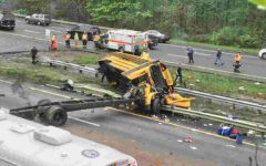 Paramus School Bus Crashes