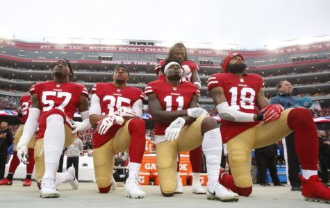 NFL Kneeling Ban: Oppressive and Unconstitutional