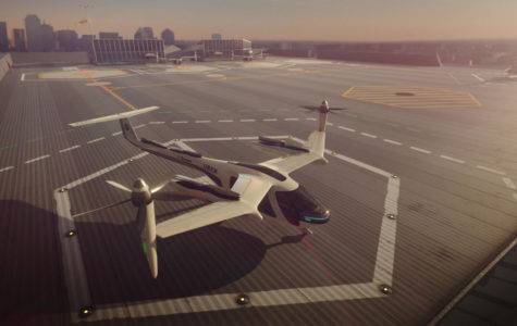 Uber Moves to the Air
