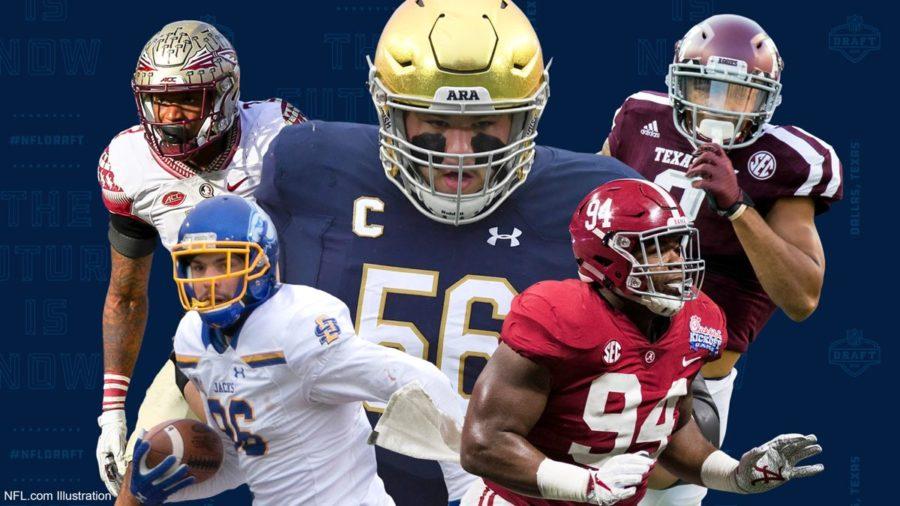 2018 NFL Draft Team Grades
