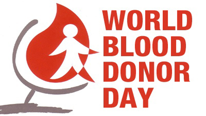 World Blood Donor Day - Red Cross Council Sells Shirts for Humanity