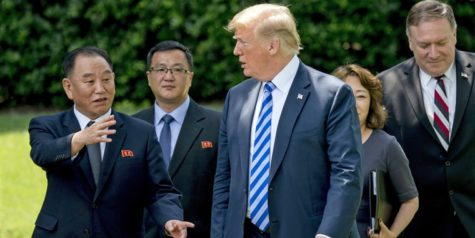 President Trump Set to Meet North Korean Leader Kim Jong Un