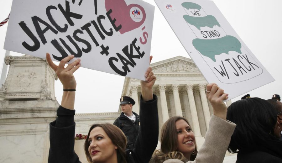Supreme Court Sides with Baker in Masterpiece Cakeshop v. Colorado Civil Rights Commission
