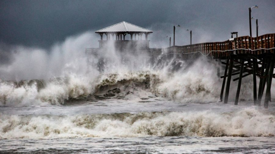 Monstrous Storm Florence Affects More Than 5 million People