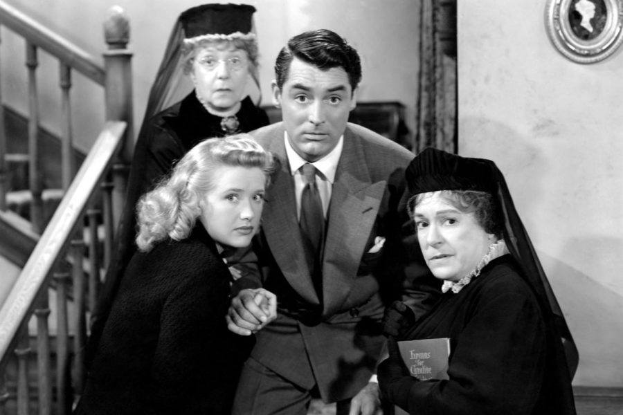 Fall Drama: Students to Present Arsenic and Old Lace