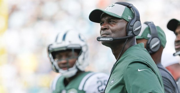 New+York+Jets+Head+Coach+Todd+Bowles