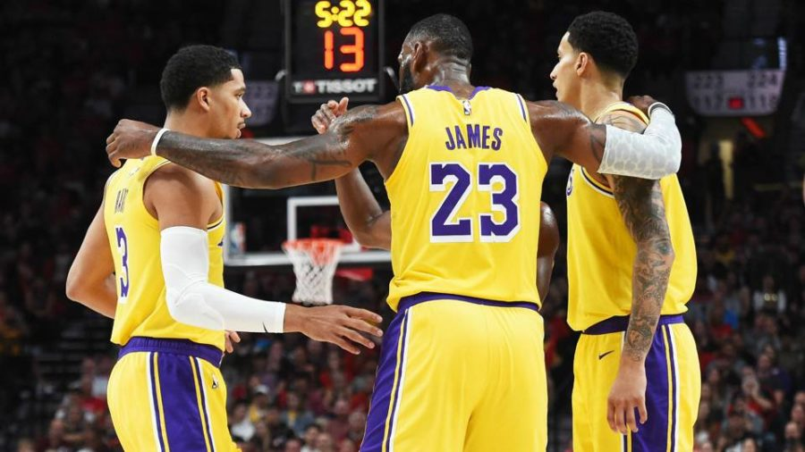 Los+Angeles+Lakers+Coach+Luke+Walton+on+the+Lakers+Performance