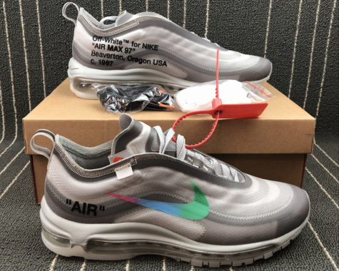 OFF-WHITE Air Max 97 Menta Review