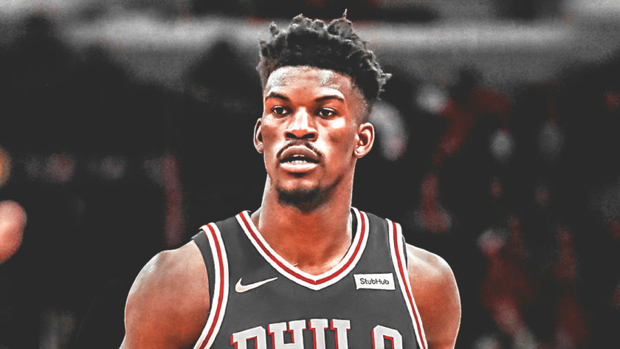 1800cc1dd19 Jimmy Butler Traded to Philadelphia 76ers – The Patriot Press