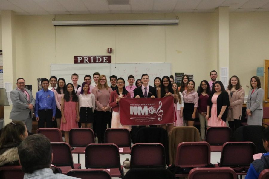 Student+Musicians+Inducted+Into+Tri-M+Music+Honor+Society