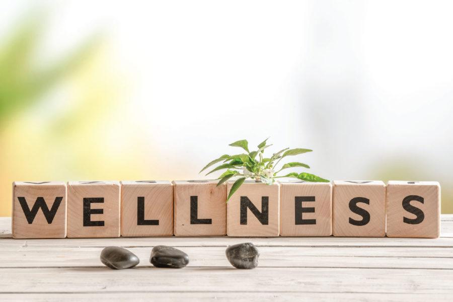 Destressing Into Wellness Wednesday