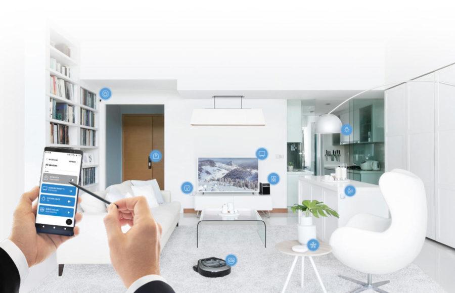 Homes Made like Smart Phones - Smart Homes