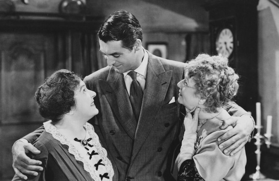 Behind the Scenes of Arsenic and Old Lace