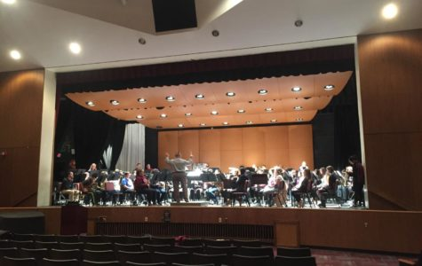 Students Prepare for the Winter Community Concert