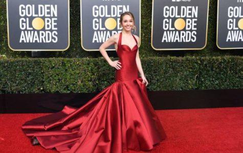 Wayne Hills Alum Wins Golden Globe