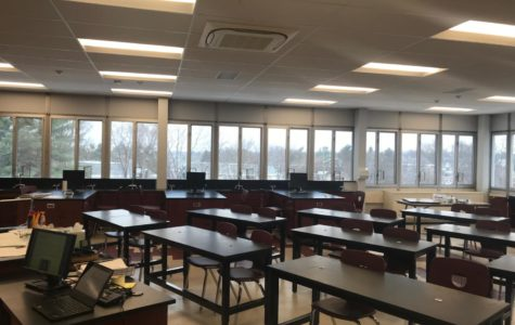 The New and Improved Science Rooms