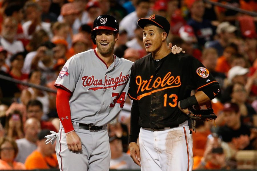 MLB Hot Stove: Harper and Machado Yet to Make a Move