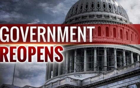 The Government Has Reopened, But Not For Long