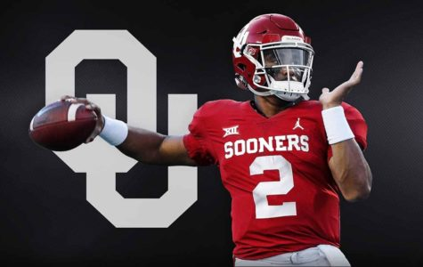 Former Alabama quarterback Jalen Hurts has transferred to the University of Oklahoma to earn a starting role.