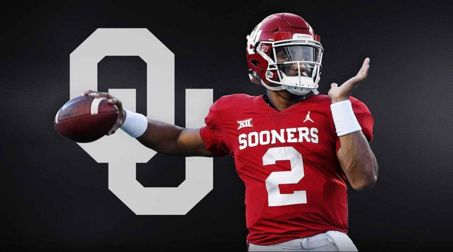Former+Alabama+quarterback+Jalen+Hurts+has+transferred+to+the+University+of+Oklahoma+to+earn+a+starting+role.