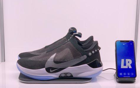 Nike Self-Lacing Shoe Set To Hit Market