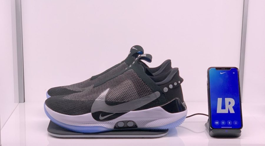 Nike Self-Lacing Shoe Set To Hit Market