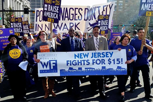 New Jersey Raises Minimum Wage to $15