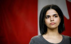 Saudi Teenager Escapes to Canada