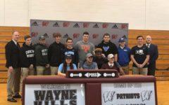 National Signing Day at Wayne Hills