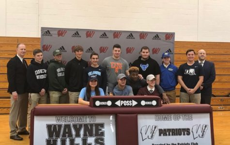 National Signing Day at Wayne Hills