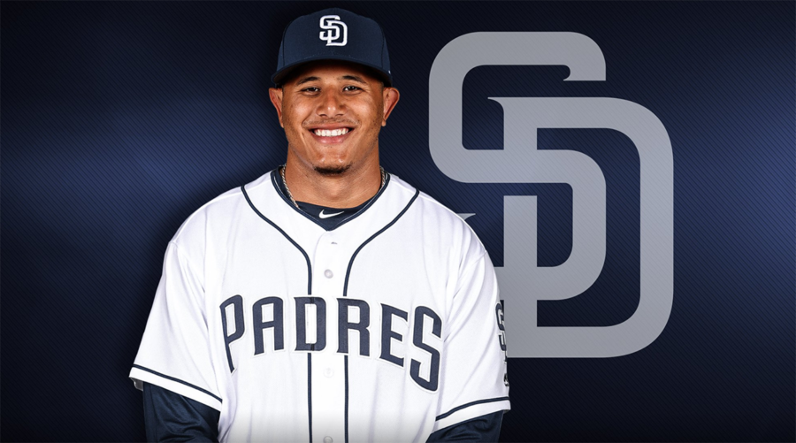 'Man Diego': Machado Signs with Padres