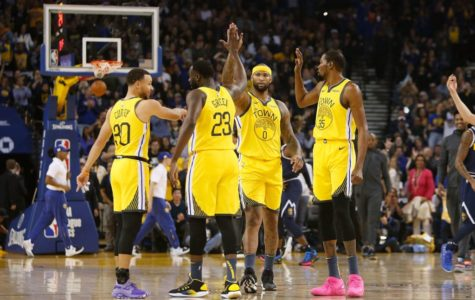 Warriors' Road to a Three-peat