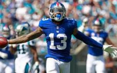 Odell Traded Out Of New York
