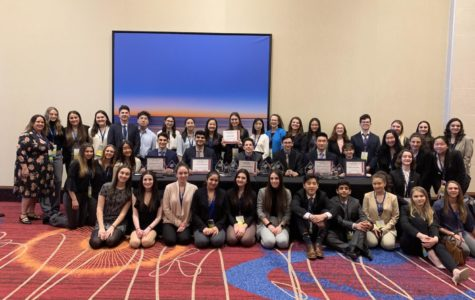 Wayne Hills FBLA Has Great Success at State Competition